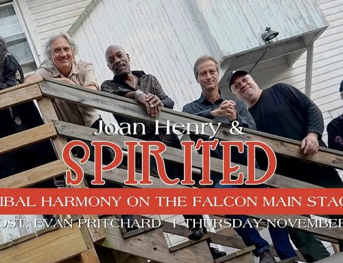 SPIRITED! Live at The Falcon
