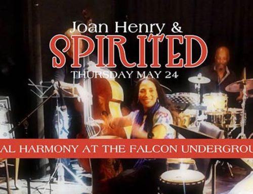 Tribal Harmony at The Falcon Underground