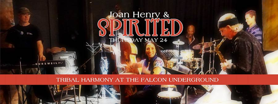 Tribal Harmony at The Falcon Underground