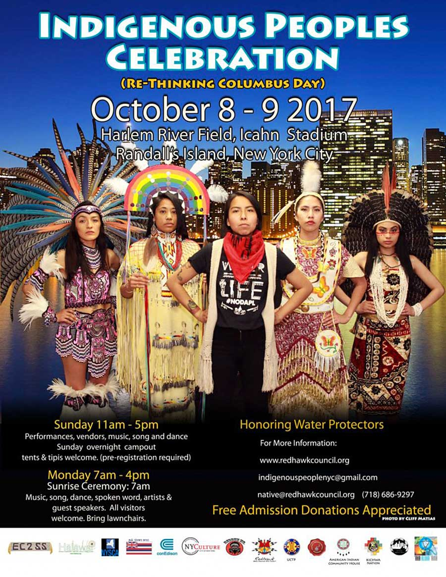 Indigenous Peoples Day 2017