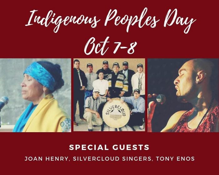 Indigenous Peoples Day 2018