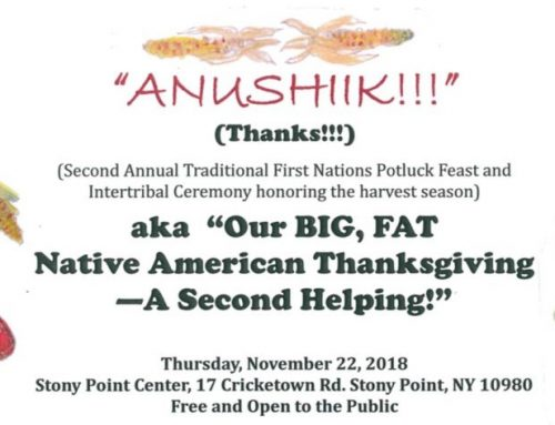 Anushiik! – First Nations Intertribal Harvest Celebration